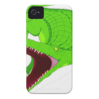 Coque iPhone 4 bande dessinée d'alligator