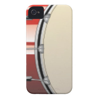 Coque iPhone 4 Bande dessinée de tambour bas