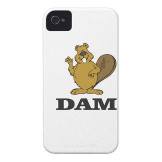 Coque iPhone 4 barrage de castor