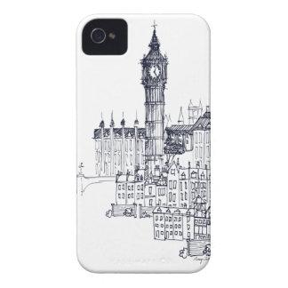 Coque iPhone 4 Big Ben