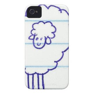 Coque iPhone 4 Bob les moutons seuls