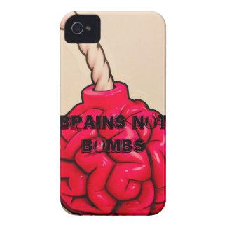 Coque iPhone 4 Bombes de cerveaux pas