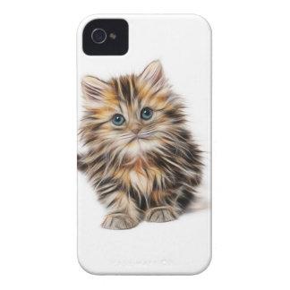 Coque iPhone 4 Cadeaux de chaton