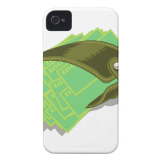 Coque iPhone 4 Case-Mate 65Wallet_rasterized