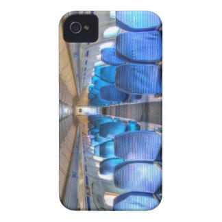 Coque iPhone 4 Case-Mate Allocation des places russe d'avion de ligne du