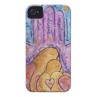 Coque iPhone 4 Case-Mate Amour Hamsa