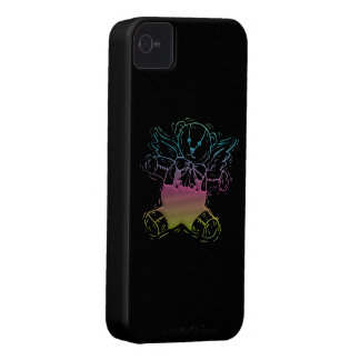 Coque iPhone 4 Case-Mate Ange de Nounours-Ours