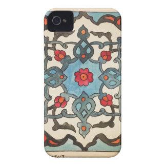 Coque iPhone 4 Case-Mate aquarelle