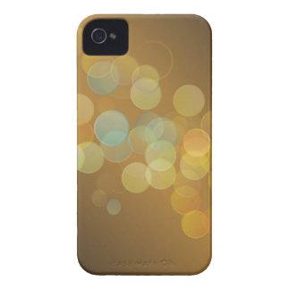 Coque iPhone 4 Case-Mate arrière - plan abstrait