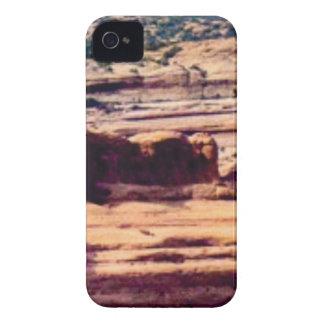 Coque iPhone 4 Case-Mate art de paysage de désert