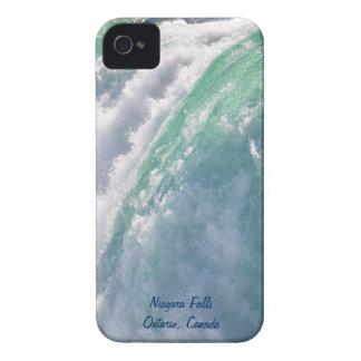 Coque iPhone 4 Case-Mate Automnes en fer à cheval de cascade au cas de