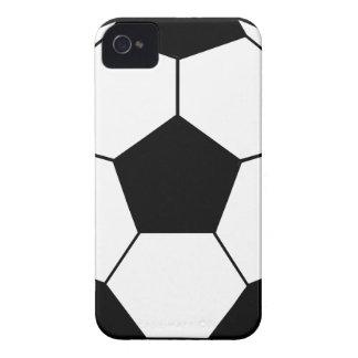 Coque iPhone 4 Case-Mate Ballon de football