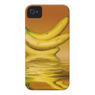 Coque iPhone 4 Case-Mate Bananes jaunes mûres