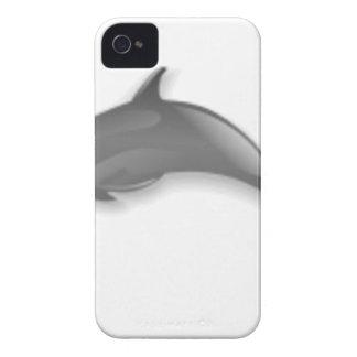 Coque iPhone 4 Case-Mate Bande dessinée de dauphin