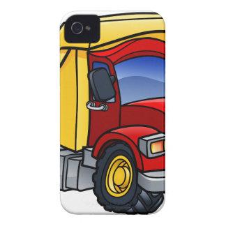 Coque iPhone 4 Case-Mate Bande dessinée de verseur de camion à benne