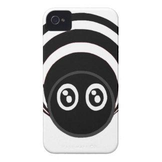 Coque iPhone 4 Case-Mate beau heureux de bébé de joie animale mignonne