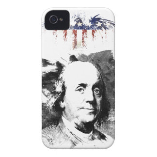 Coque iPhone 4 Case-Mate Benjamin Franklin