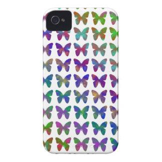 Coque iPhone 4 Case-Mate Bonheur de papillon