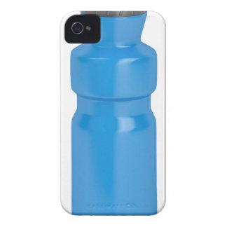 Coque iPhone 4 Case-Mate Bouteille en plastique bleue