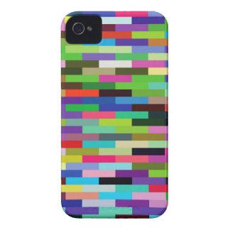 Coque iPhone 4 Case-Mate briques multicolores