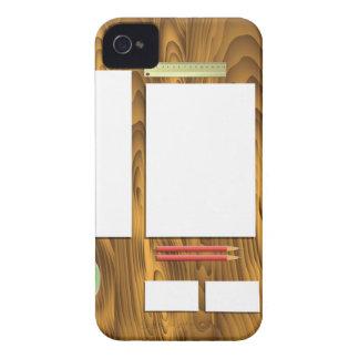 Coque iPhone 4 Case-Mate Bureau