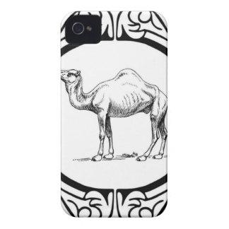 Coque iPhone 4 Case-Mate cercle du chameau