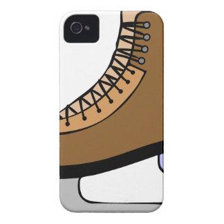 Coque iPhone 4 Case-Mate Chaussure de patin de glace