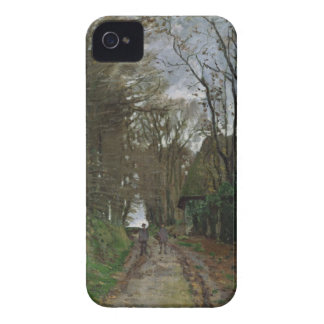 Coque iPhone 4 Case-Mate Chemin de Claude Monet | en Normandie