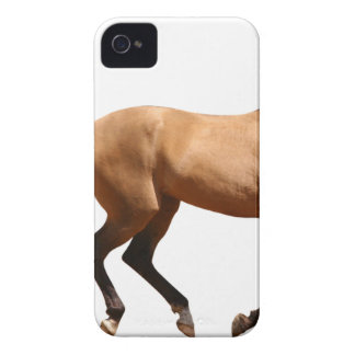Coque iPhone 4 Case-Mate Cheval de Brown