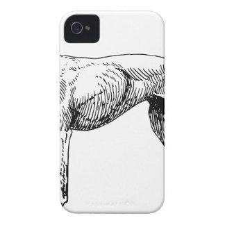 Coque iPhone 4 Case-Mate Chien de lévrier