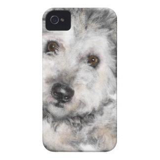 Coque iPhone 4 Case-Mate Chien doux