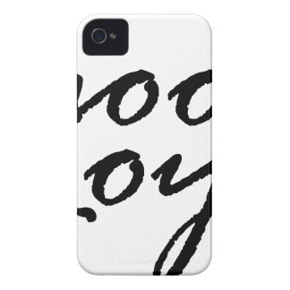 Coque iPhone 4 Case-Mate choisissez joy2