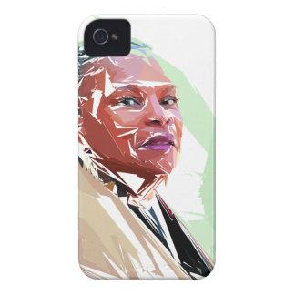 Coque iPhone 4 Case-Mate Christiane Taubira