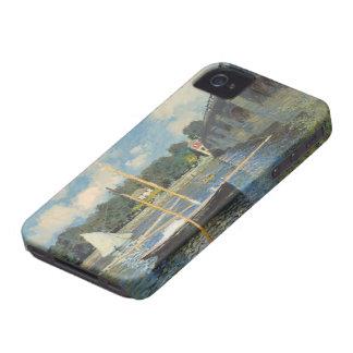 Coque iPhone 4 Case-Mate Claude Monet | le pont à Argenteuil