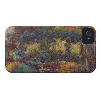 Coque iPhone 4 Case-Mate Claude Monet | le pont japonais