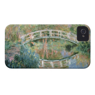 Coque iPhone 4 Case-Mate Claude Monet | le pont japonais, Giverny