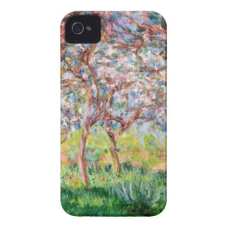Coque iPhone 4 Case-Mate Claude Monet | Printemps un Giverny