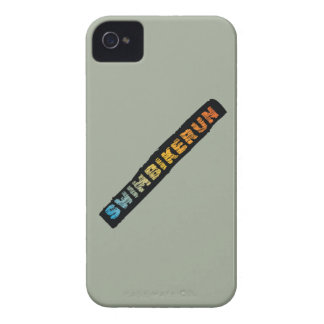 Coque iPhone 4 Case-Mate Conception de cool de triathlon
