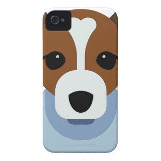 Coque iPhone 4 Case-Mate Conception fraîche de Frenchdog