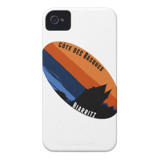 Coque iPhone 4 Case-Mate Côte des Basques Biarritz