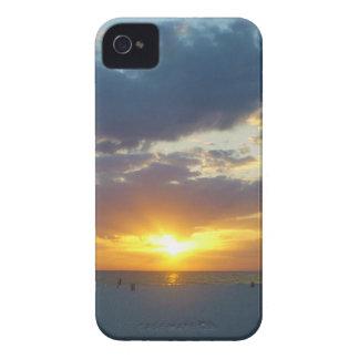 Coque iPhone 4 Case-Mate Coucher du soleil