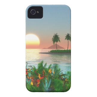 Coque iPhone 4 Case-Mate Couleur de tropique
