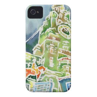 Coque iPhone 4 Case-Mate Couleur pour aquarelle de Liverpool