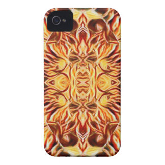 Coque iPhone 4 Case-Mate Couleur psychédélique