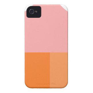 Coque iPhone 4 Case-Mate Crème glacée rose