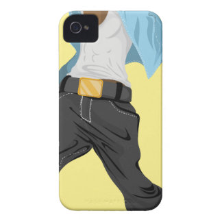 Coque iPhone 4 Case-Mate dancer