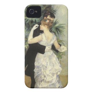 Coque iPhone 4 Case-Mate Danse de ville par Pierre Renoir, beaux-arts