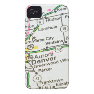 Coque iPhone 4 Case-Mate Denver, le Colorado