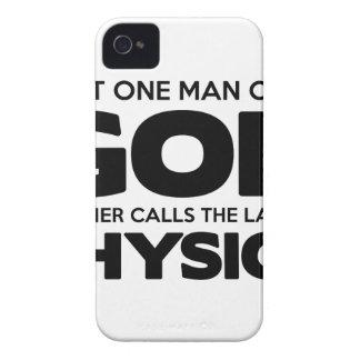 Coque iPhone 4 Case-Mate Dieu ou physique