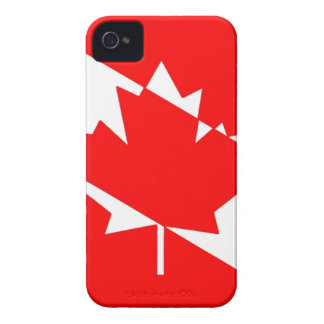 Coque iPhone 4 Case-Mate Drapeau canadien de plongeur autonome